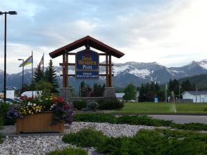 Best Western in Fernie is gorgeous.