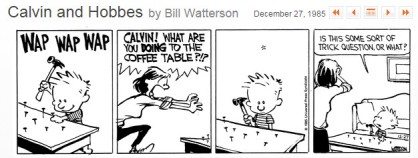 Calvin and Hobbes 1985-12-27