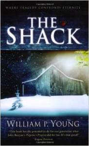 The Shack, by William P Young... one of my favorite books of all time