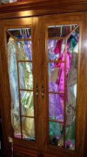 Cydnee's princess closet... it is bursting at the seems