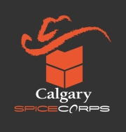 The Calgary SpiceCorps logo
