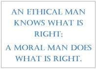 ethical man