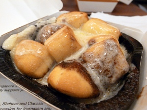This picture of Cinnamon Melts makes me so hungry.