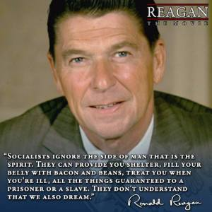 We need more leaders like Reagan... they said it like it was.