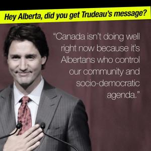 This man has made it clear that he hates Alberta on more than one occasion.