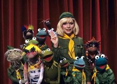 Blondie and the Muppets