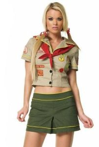 New Girl Scout Uniform