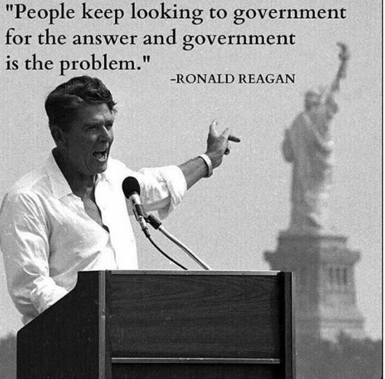 reagan-dont-look-to-govt