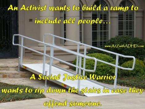 sjw-vs-activist