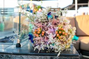 a brides maid bouquet