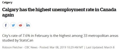 calgary-unemployment